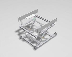 Stoelframe Sta-opstoel Posseth Montage