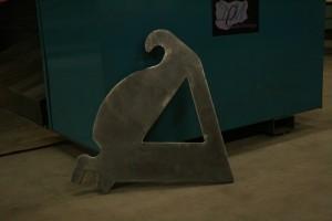 stukswerk bijzondere objecten van metaal
